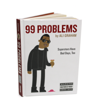 99 Problems Book - Ali Graham